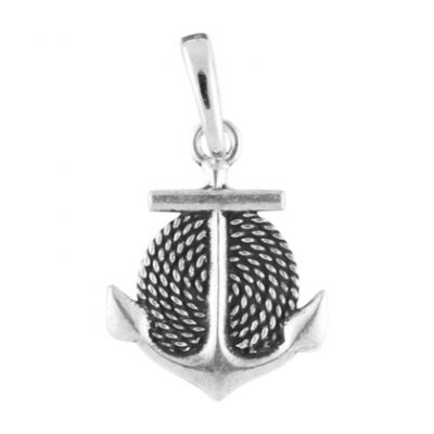 Silver Anchor Droplet