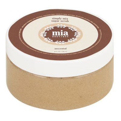 Simply Mia Sugar Scrub - 8 oz