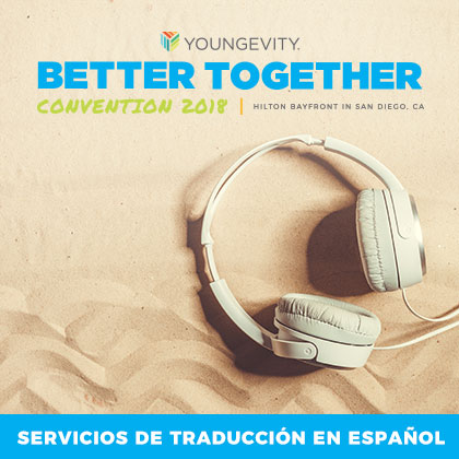 Spanish Translation Headset – 2018 Convention