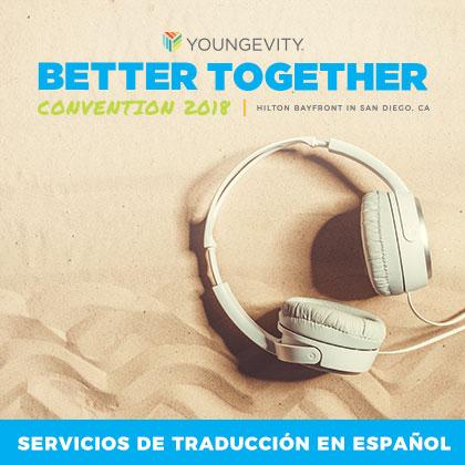 Spanish Translation Headset – 2018 Convention