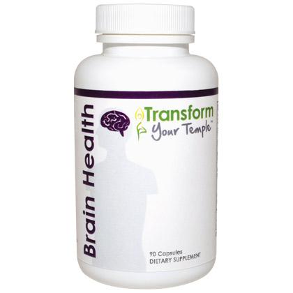 Transform Your Temple™ - Brain Health
