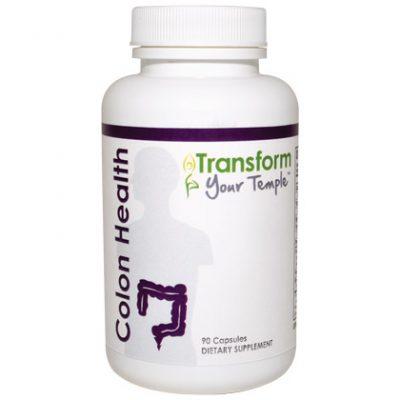 Transform Your Temple™ - Colon Health