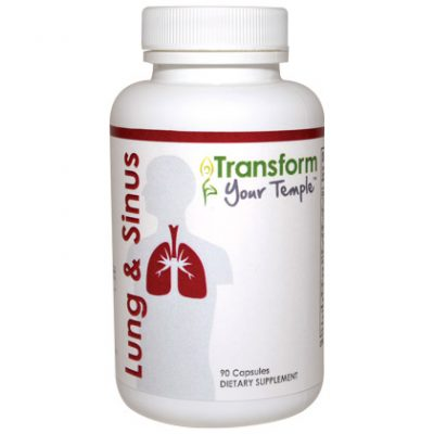Transform Your Temple™ - Lung and Sinus