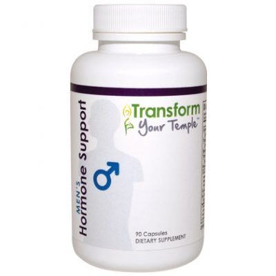 Transform Your Temple™ - Mens Hormone Support