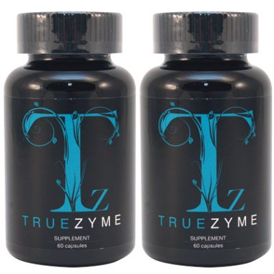 TrueZyme - 60 capsules (2 Pack)