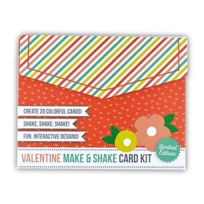 Valentine Make and Shake Card Kit