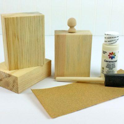Wood Block Kit