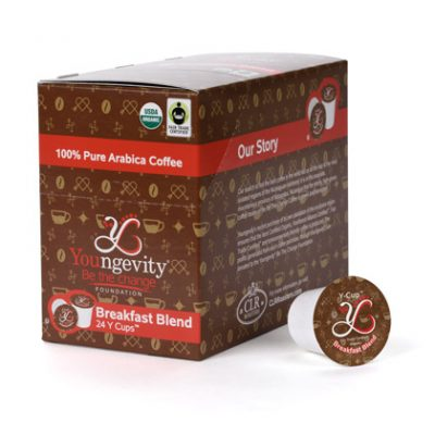 YBTC Coffee Y Cups™ - Breakfast Blend (24ct)