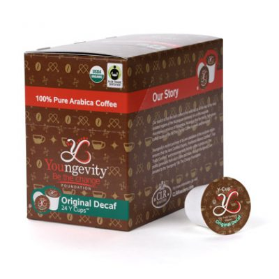 YBTC Coffee Y Cups™ - Original Decaf (24ct)