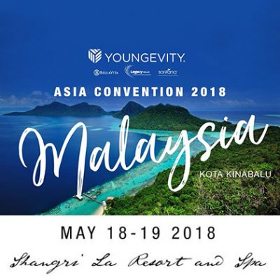 Youngevity Asia Convention - Early Bird Special