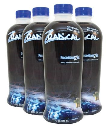 ZRadical 4 Bottle Pack (1 Case)